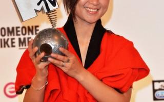 MTV歐洲音樂獎 單向樂隊、周筆暢人氣旺
