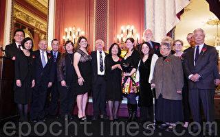 美洲华裔博物馆筹款晚宴 分享私家食谱