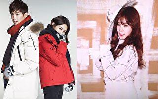 组图:冬季时尚写真 韩星演绎新潮冬装