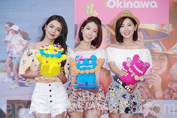 Dream Girls任代言人 分享沖繩觀光經驗