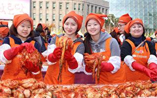 组图:2014首尔泡菜文化节