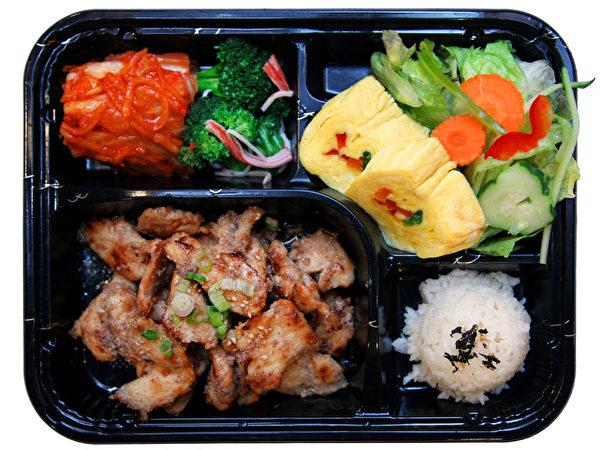 午餐盒$9.99(商家提供)