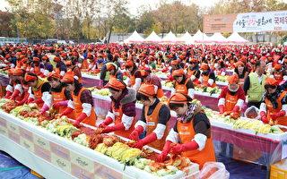 韓中文化同根同源 千年泡菜源於中國