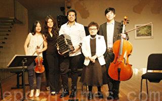 台湾书院22日情迷Tango 世界首演音乐会