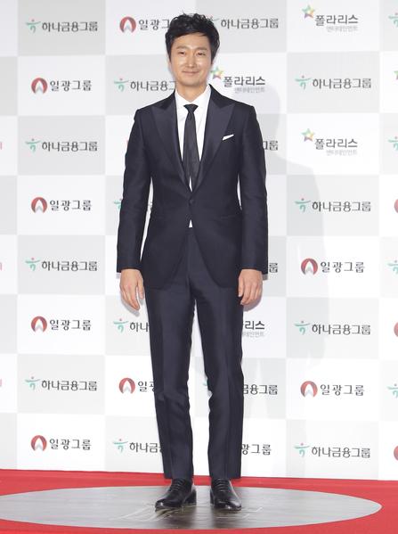 男演員朴海日(Chung Sung-Jun/Getty Images)