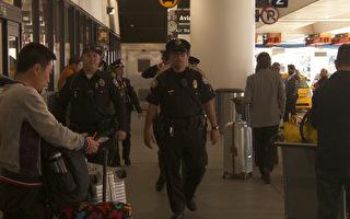 洛杉磯國際機場迎來年末高峰  出行需提早