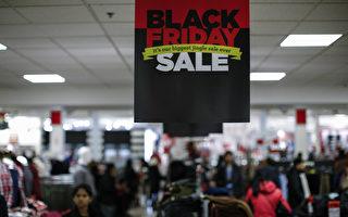 实体业者出击 美国黑色星期五网购业绩劲扬