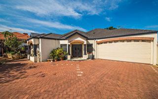西澳珀斯價格合宜、高質感的明星學區房