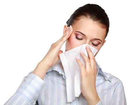 感冒老不好,小心鼻咽癌。(fotolia)