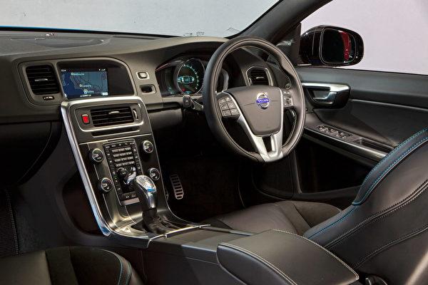 沃爾沃(Volvo)S60北極星(Polestar)。(Volvo提供)