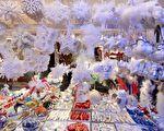 义乌圣诞商品市场订单少50% 有商户歇业
