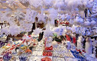 義烏聖誕商品市場訂單少50% 有商戶歇業