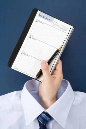 先将代办事项优先顺序化,然后给予合适的时间完成这些任务,最后,将这些工作一一摆入一天的工作行程里。(Fotolia)