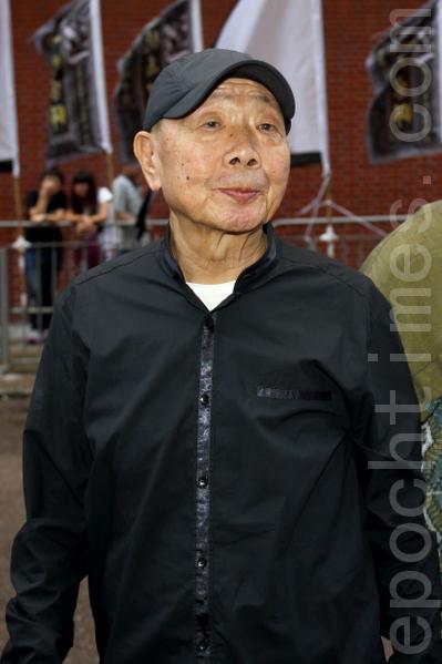 香港老一辈演员午马(冯宏源)于2月4日过世,享寿71岁。(潘在殊/大纪元)