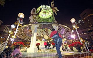 雨伞运动期间大陆到港旅游购物人数上升