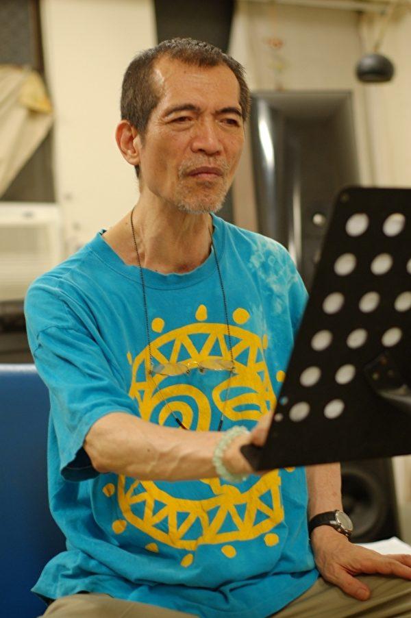 台湾知名音乐家、指挥家李泰祥于1月2日安详离世,享年73岁。(公视提供)