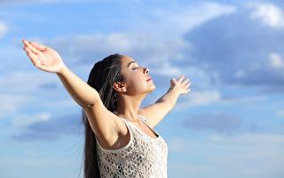 深呼吸也養腎 簡單5招教你