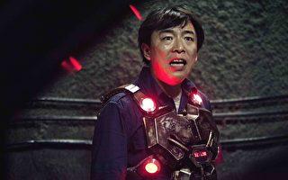 黃渤在《痞子英雄:黎明再起》中的劇照。(公關提供)