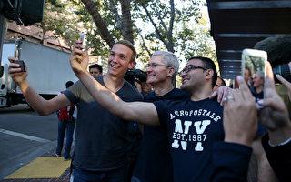 苹果2014年耗资560亿回购自家股票