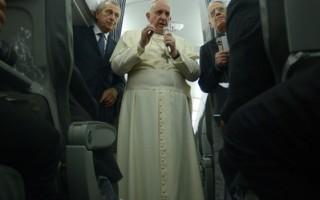 教宗促穆斯林責伊斯蘭恐怖行動