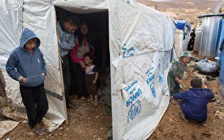 資金匱乏 敘利亞難民糧食援助被迫中止