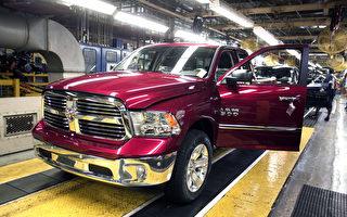 美國11月汽車銷量大增 克萊斯勒勁揚20%