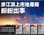 多家香港上市地產商出事 疑涉清理江派
