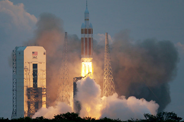 NASA「獵戶座」飛船發射成功