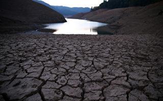 美國加州乾旱 1200年來最嚴重