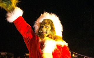 《聖誕怪傑》環球影城 開心迎聖誕