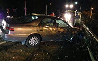 開車勿大意 事故發生一瞬間