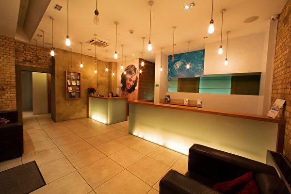 倫敦貝克街牙科診所(貝克街牙科診所提供)