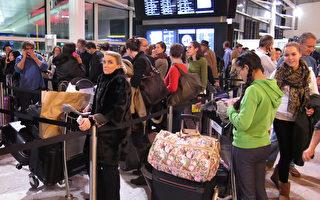 英国航管中心电脑故障 数以百计航班延误