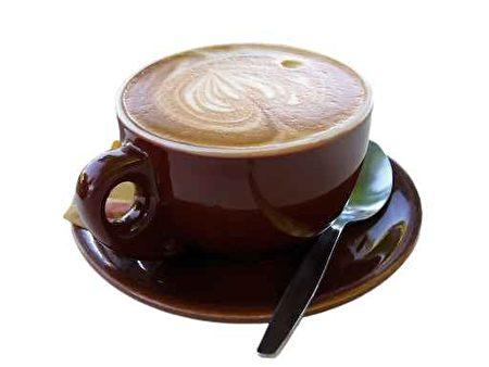 拿铁咖啡。(fotolia)