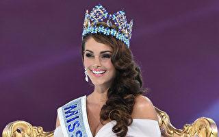 2014世界小姐 南非小姐膺后冠