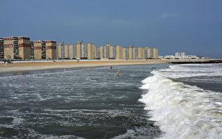 夏日已至 紐約三大海灘盡享清涼