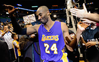 NBA科比破乔丹纪录 湖人3连胜