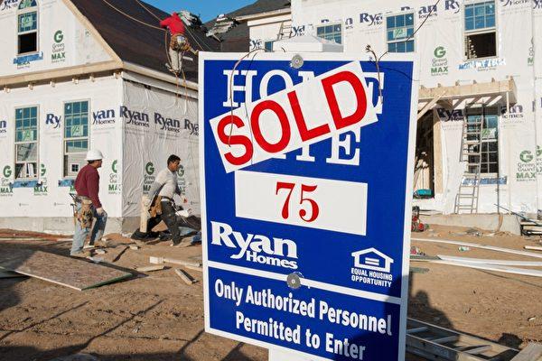 供應不足 美國房價大幅攀升5.2%