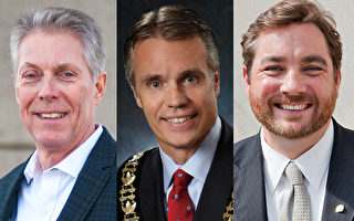 神韻加拿大巡演 漢密爾頓將首演 三市長發賀信