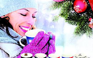 聖誕禮品國旗杯 讓你溫暖無距離