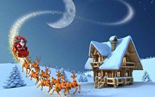 圣诞老人送礼压力山大 雪橇需3千倍声速