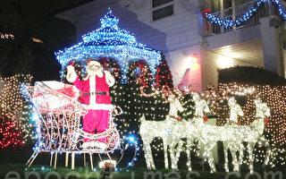 萬燈飾聖誕 戴克高地造夢幻