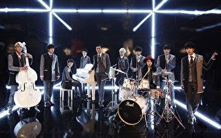 韩团SJ第七张专辑 耶诞夜发行特别版