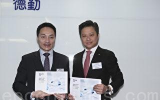 德勤:港IPO集資額達2200億元
