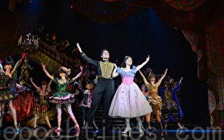 组图-音乐剧《歌声魅影》再临香江