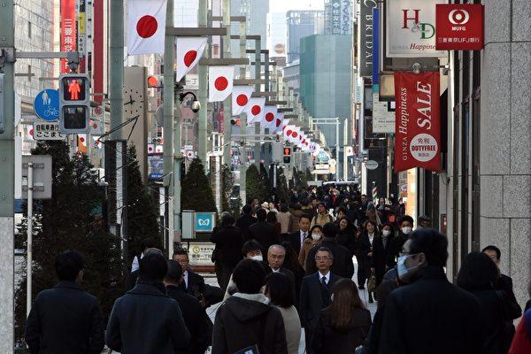 日本通胀低迷 实质薪资创5年最大跌幅