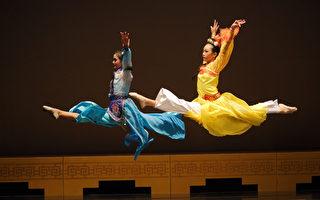 中國古典舞,朵朵升起的蓮