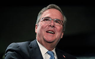 民调:布什成2016美国大选共和党领跑人