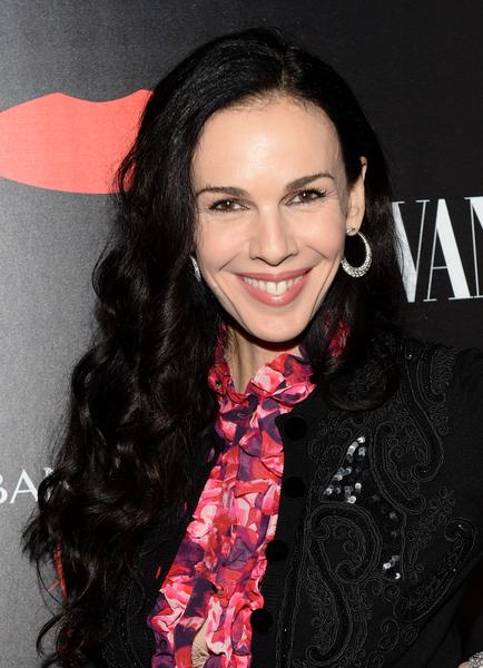 著名时装设计师、滚石乐队主唱杰克‧米格之女友劳伦‧斯科特于3月17日轻生,得年49岁。(Michael Kovac/Getty Images for Banana Republic)