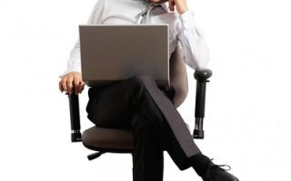男人要健康 腿上不能放笔记本电脑